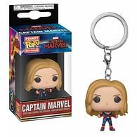 Klíčenka Captain Marvel Pocket Pop!