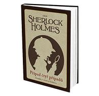 Komiks, v němž jsi hrdinou: Sherlock - Případ čtyř případů