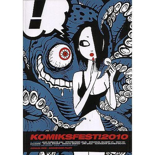 Komiksfest! 2010 (katalog + DVD)