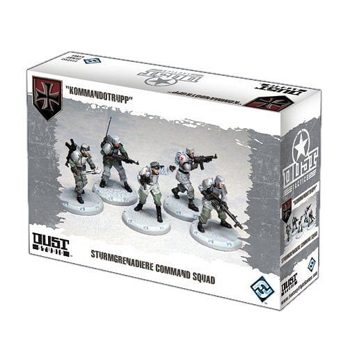 Dust Tactics: Kommandotrupp