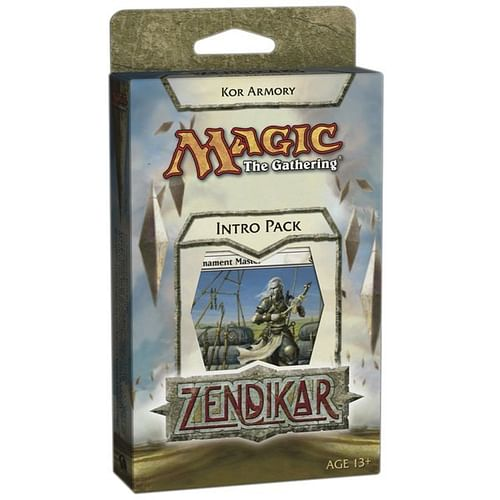 Magic: The Gathering - Zendikar Intro Pack: Kor Armory