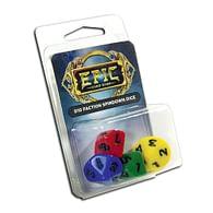 Kostky pro karetní hru Epic