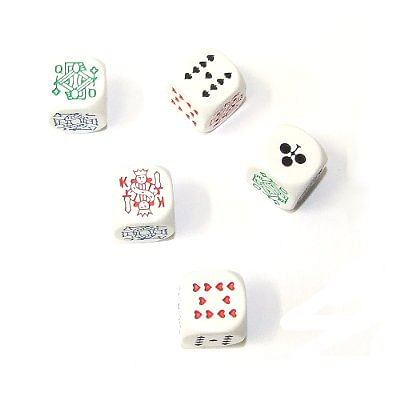 kostkový poker