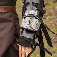 Kožená rukavice Temný elf