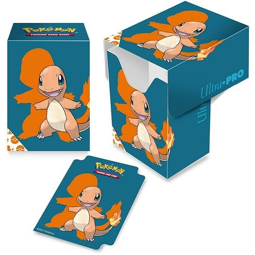 Krabička na karty Pokémon - Charmander Full-View (Ultra Pro)