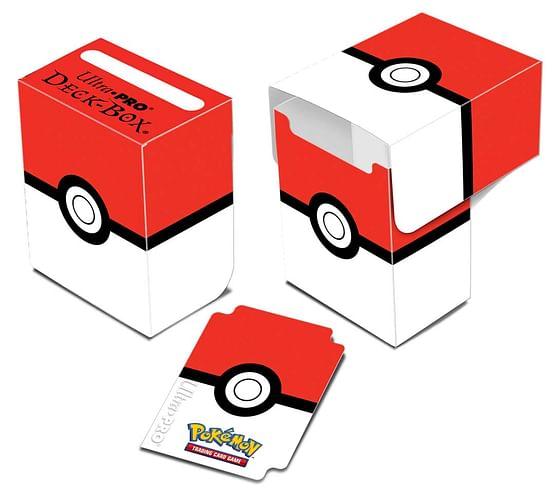 Krabička na karty Pokémon - Pokéball (Ultra Pro)