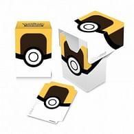 Krabička na karty Pokémon - Ultra Ball Full-View (Ultra Pro)