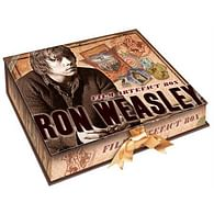 Krabička s artefakty Rona Weasleyho