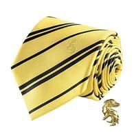 Kravata Harry Potter s odznakem - Mrzimor