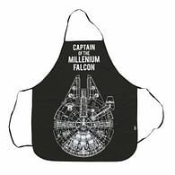 Kuchyňská zástěra Star Wars - Millenium Falcon