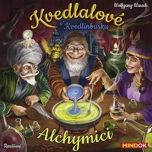 Kvedlalové z Kvedlinburku: Alchymici