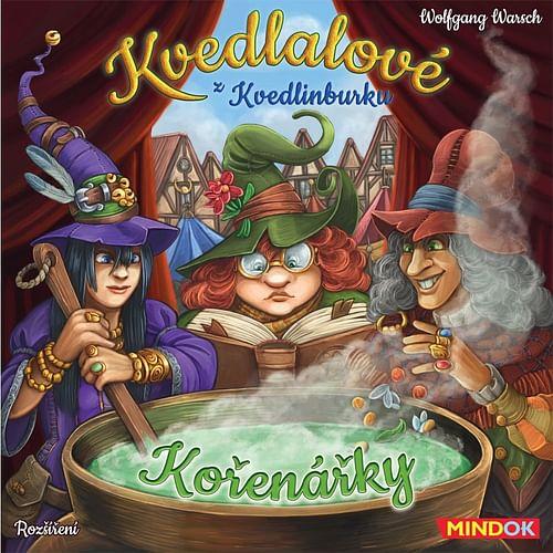 Kvedlalové Kvedlalové z Kvedlinburku: Kořenářky