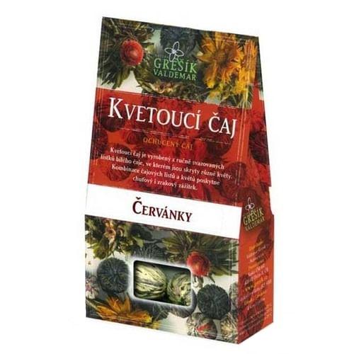 Grešík Kvetoucí čaj: Červánky - krabička 50g
