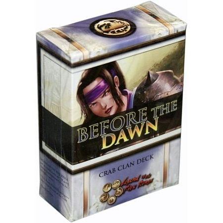 L5R: Before the Dawn - Crab Clan Deck