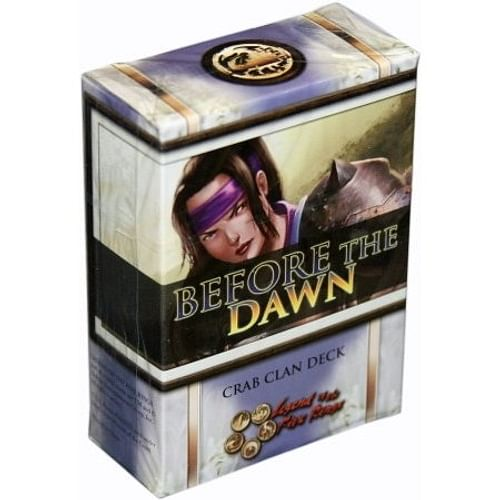L5R: Before the Dawn - Crab Clan Deck