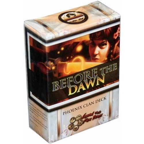 L5R: Before the Dawn - Phoenix Clan Deck