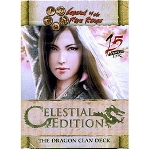 L5R: Celestial Edition - Dragon Clan Deck