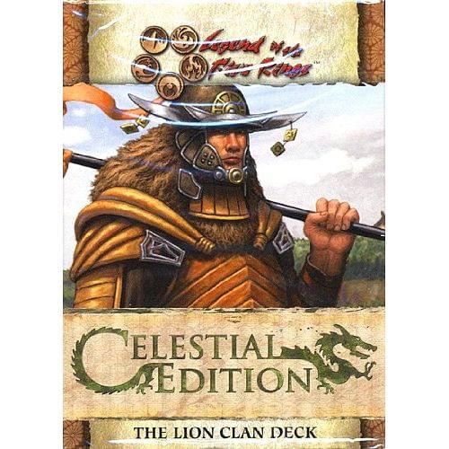 L5R: Celestial Edition - Lion Clan Deck