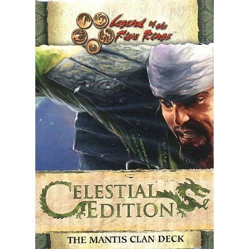 L5R: Celestial Edition - Mantis Clan Deck