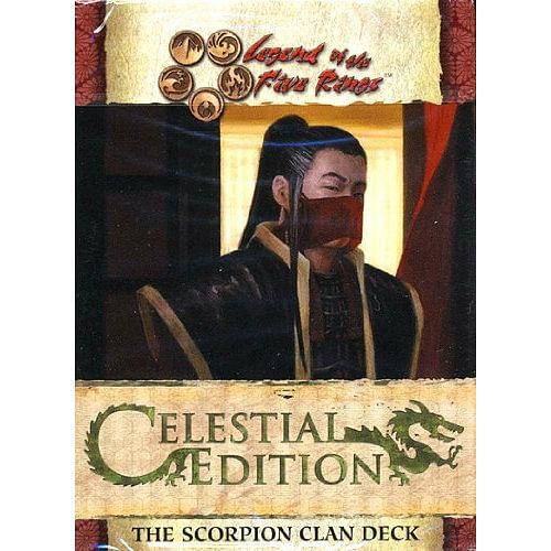 L5R: Celestial Edition - Scorpion Clan Deck