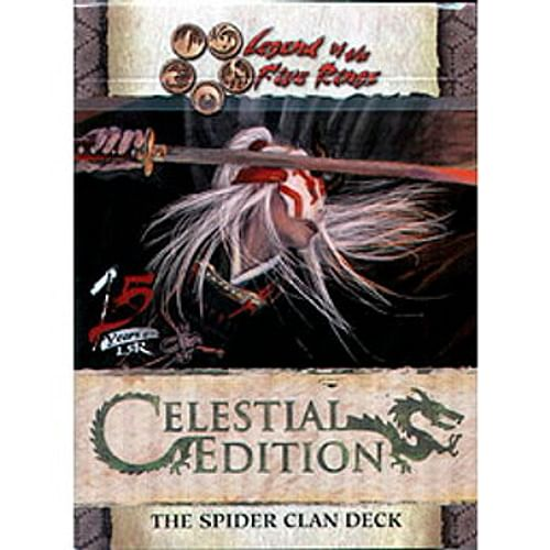 L5R: Celestial Edition - Spider Clan Deck