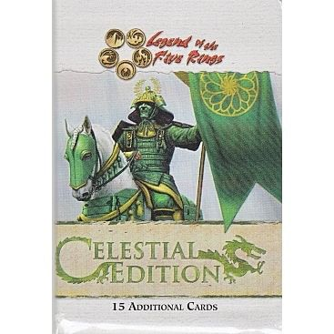 L5R: Celestial Edition Booster