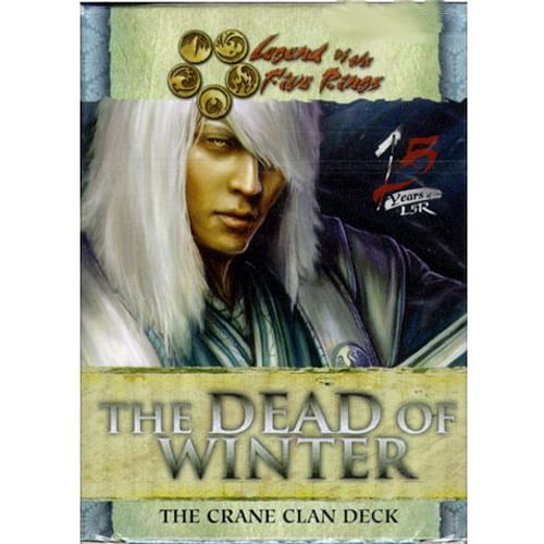 L5R: The Dead of Winter - Crane Clan Deck