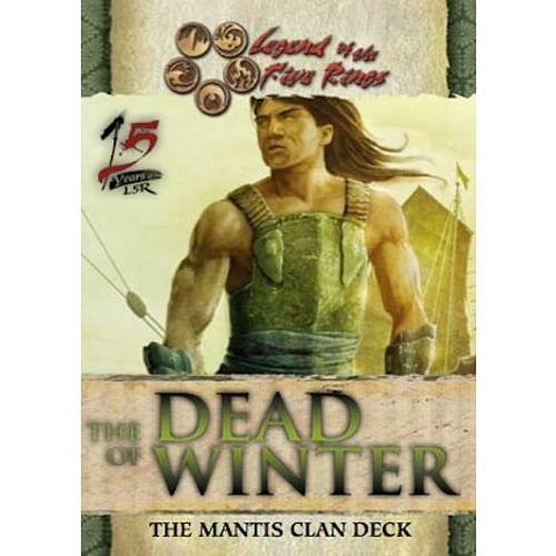 L5R: The Dead of Winter - Mantis Clan Deck