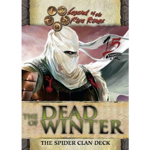L5R: The Dead of Winter - Spider Clan Deck
