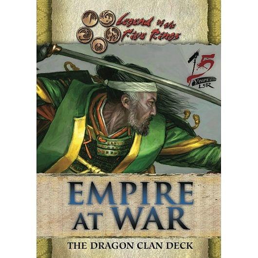 L5R: Empire at War - Dragon Clan Deck