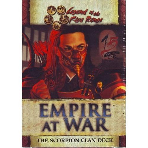 L5R: Empire at War - Scorpion Clan Deck