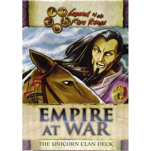 L5R: Empire at War - Unicorn Clan Deck