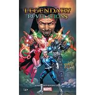 Legendary: A Marvel Deck Building Game - Revelations