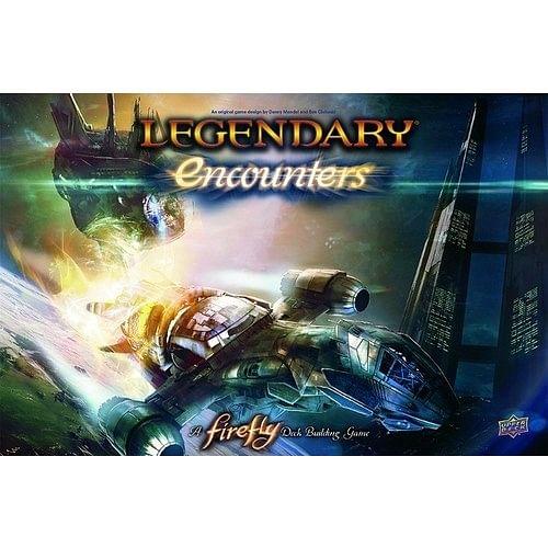 Legendary Encounters: A Firefly Deckbuilding Game