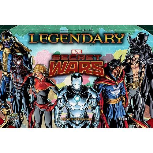 Legendary: Secret Wars