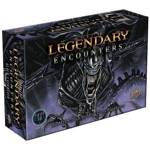 Legendary Encounters: An Alien Deckbuilding Game Expansion