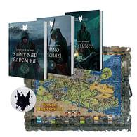 Legendy o Osamělém vlkovi - komplet 3 knih s dárkem