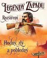 Legendy Západu: Hodný, zlý a pohledný (2. rozšíření)