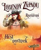 Legendy Západu: Hrst novinek (1. rozšíření)