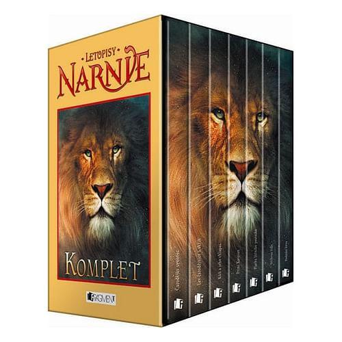 Letopisy Narnie - komplet 7 knih - Clive Staples Lewis