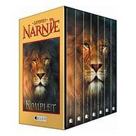 Letopisy Narnie - komplet 7 knih