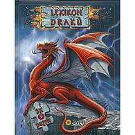 Lexikon draků - puzzle 5x24 dílků
