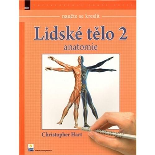 Naučte se kreslit - Lidské tělo 2 - anatomie