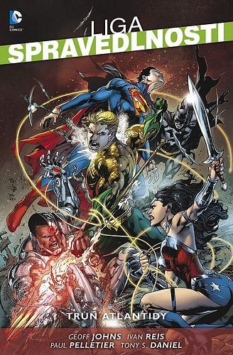 Liga spravedlnosti 3 - Trůn Atlantidy