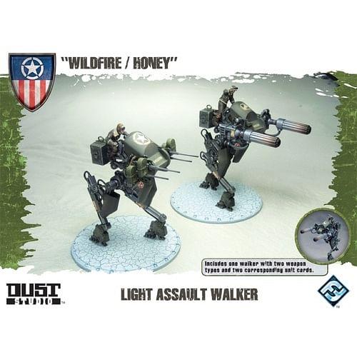 Dust Tactics: Light Assault Walker