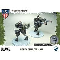 Dust Tactics: Light Assault Walker