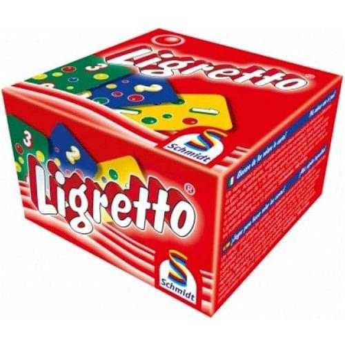 Ligretto - červené