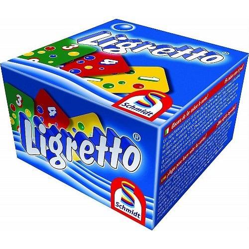 Ligretto - modré
