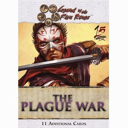 L5R: The Plague War Booster