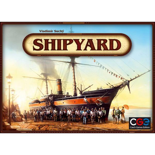 Loděnice (Shipyard)